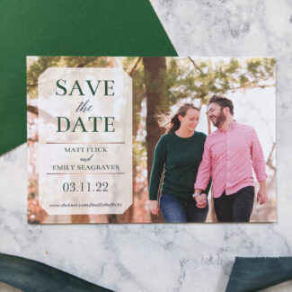Save the Date Cards & Magnets
