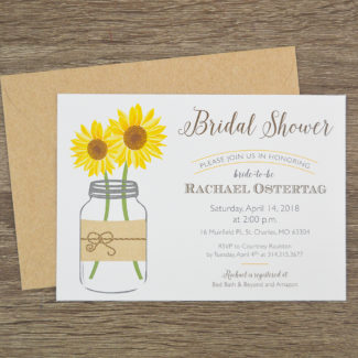 Bridal Showers & Rehearsal Dinners